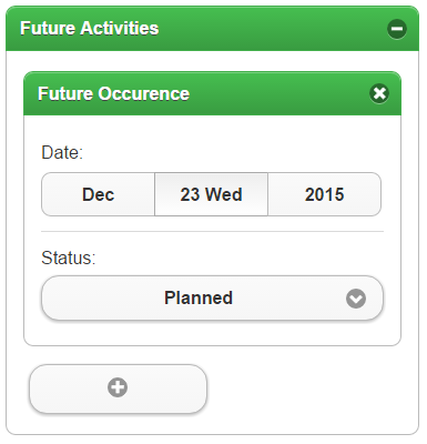 FutureActivities